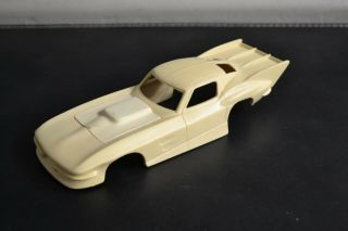 Resin 1963 63 Chevy Corvette Vette Pro Mod Model Kit