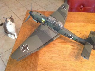 Ultimate Soldier 21st Century German Stuka Dive Bomber 1/32 Scale