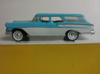 1958 Chevy Nomad Station Wagon Friction/promo