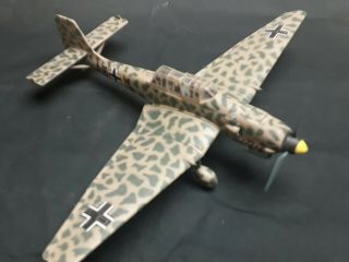 Ultimate Soldier German Fighter Plane Ju - 87b/r Stuka Africa 32xw 1941