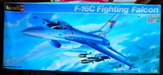 Revell F - 16c Fighting Falcon 1/32