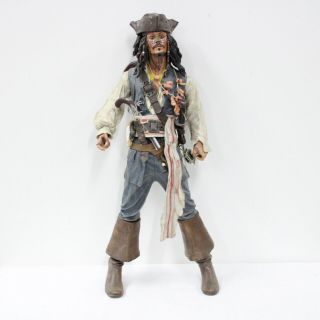 Pirates Of The Caribbean 2 Cannibal Jack Sparrow Talking Action Figure 46cm 904