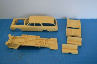 Resin 1964 64 Plymouth Savoy Belvedere Station Wagon Model Kit