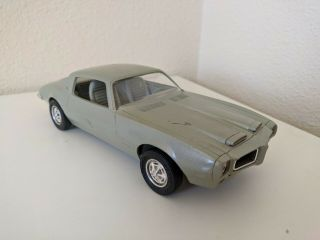 1972 Pontiac Firebird Formula 400 1:25 Scale Dealer Promo Model Car