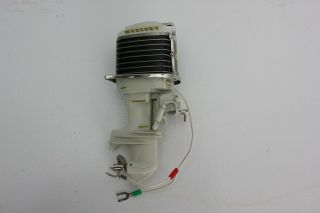 Miniature Mercury Outboard Boat Motor Battery Operated