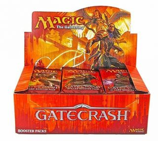 Magic The Gathering Gatecrash Booster Box Mtg Factory English