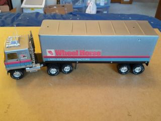 Promotional Wheel Horse Garden Tractor Nylint Gmc 18 Wheel Semi Truck Toy Truck