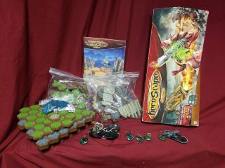 Heroscape The Battle Of All Time 2004 Rise Of The Valkyrie
