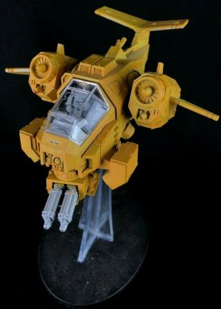 Stormtalon Gunship - Imperial Fists - Space Marines - Warhammer 40k