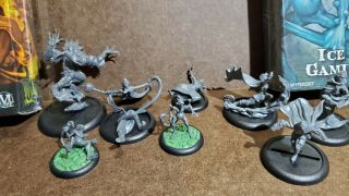 San Deep Crew And - Malifaux Arcanists M2e