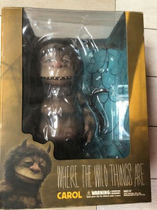 Where The Wild Things Are Vinyl Collectible Figures Carol