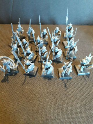 Warhammer Fantasy Aos Legion Of Nagash Death Skeleton Warriors X20