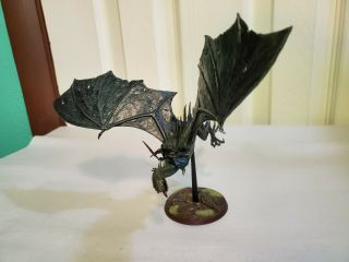 Games Workshop Lord Of The Rings Painted Winged Nazgul