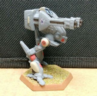 Battletech Iwm 20 - 600re Pewter Vulture Mad Dog Custom C Variant Wackrabbit Paint