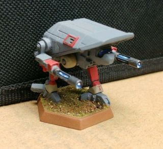 Battletech Iwm 20 - 400 Pewter Puma Adder Prime Wackrabbit Painted Mech