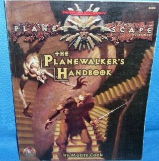 Ad&d The Planeswalker