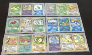 Pokemon Cards Southern Island Complete Japanese Set