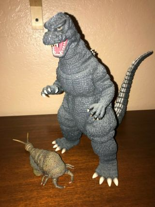 X - Plus Godzilla 1984 30cm Ric Boy Shockirus Sea Louse 巨大フナムシ ゴジラ