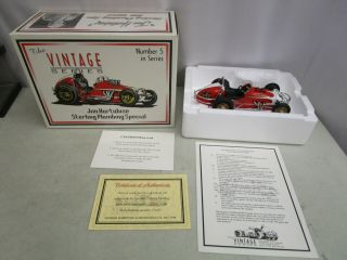 Gmp The Vintage Series Jim Hurtubise Sterling Plumbing Special 56 1:18