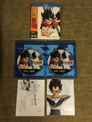 Dragon Ball Z: Level 1.  1 (blu Ray)