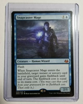 Snapcaster Mage - Modern Masters 2017