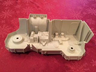 Vintage 1985 Gi Joe Uss Flagg Aircraft Carrier Fantail Deck Hasbro