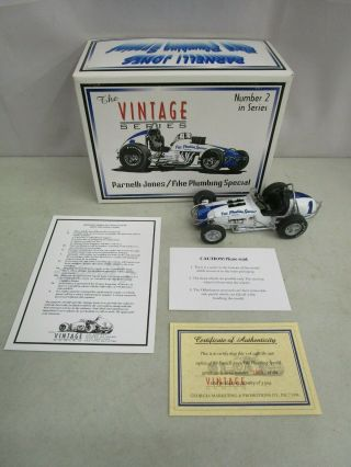 Gmp The Vintage Series Parnelli Jones/fike Plumbing Special 1 1:18