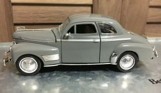 1941 Chevy Special Deluxe 5 - Passenger Coupe 1/32 Scale Diecast