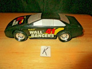 1991 Nylint Wallbangers 41 Car With Crash Sounds Ford Thunderbird 1:25 Scale