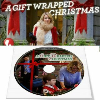 A Gift Wrapped Christmas 2015 Hallmark Movie (dvd Only Generic Case)