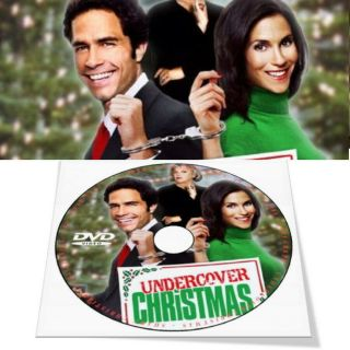 Undercover Christmas 2003 Movie Jami Gertz (dvd Only Generic Case)