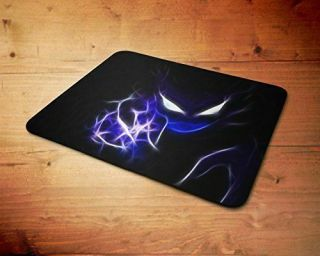 Pokemon Gastly Rubber Mouse Mat Pc Mouse Pad