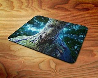 Guardians Of The Galaxy Groot Rubber Mouse Mat Pc Mouse Pad