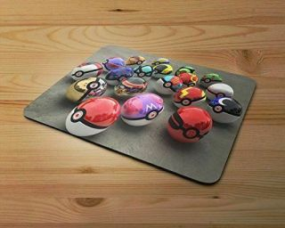 Pokemon Star Wars Death Star Rubber Mouse Mat Pc Mouse Pad