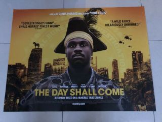 The Day Shall Come Uk Quad Movie Poster