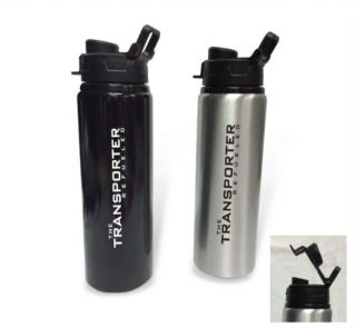 The Transporter Refueled - Water Bottle - Promo - Just The Ticket For A Dvd Fan