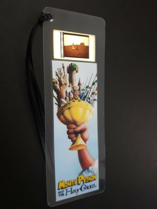 Monty Python Holy Grail Movie Film Cell Bookmark - Complement Movie Dvd Poster