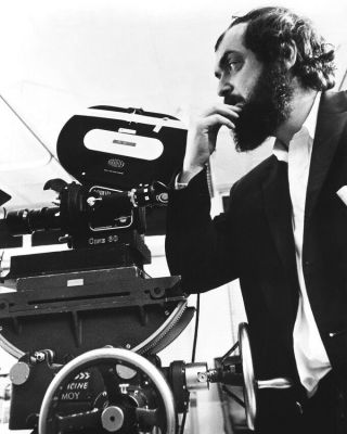 Stanley Kubrick 8x10 Photo Camera Clockwork Orange