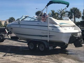 1997 Chris Craft 21 Ultra Cuddy Cabin
