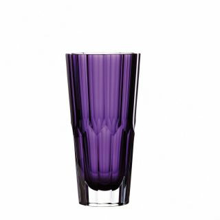 "Waterford Icon 10 "" Amethyst Vase"