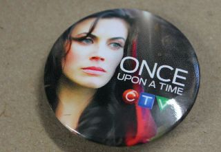 Once Upon A Time Dvd Tv Show Promotional Pin Little Red Riding Hood,  Meghan Ory