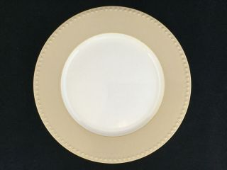 "Set Of 4 Dansk Reactic Khaki 10 3/4 "" Dinner Plates -"