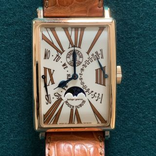 Roger Dubuis Much More Rose Gold 18k Perpetual Moon Phase