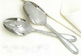 Princess House Barrington Stainless (serving) Spoon 2136