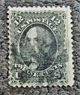 Nystamps Us Stamp 85e $2500 (z) Grill