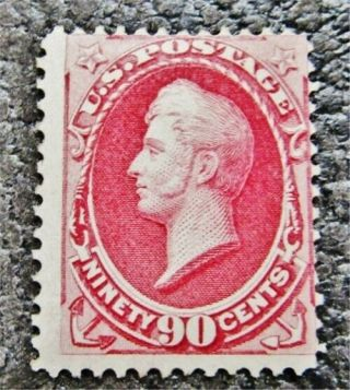 Nystamps Us Stamp 144 Og H $25000 Grill