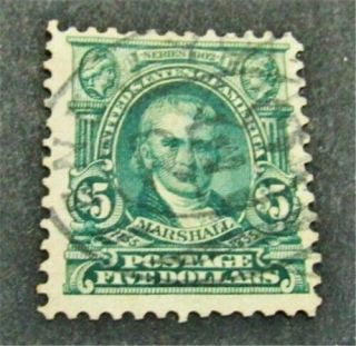 Nystamps Us Stamp 313 $750