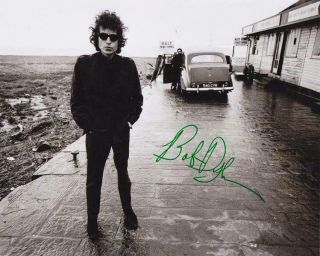 Reprint - Bob Dylan Rare Signed 8 X 10 Glossy Photo Poster Rp