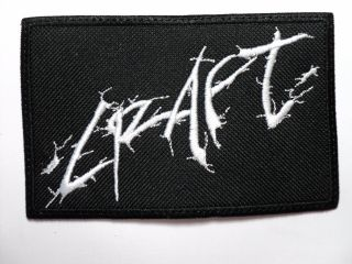 Craft Embroidered Patch