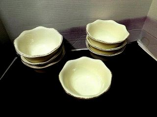 Better Homes & Gardens Cream Mist 7 Bowls All Are In $17